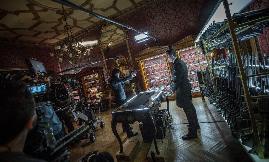 Рецензия на «Джона Уика 2» с Киану Ривзом | Канобу - Изображение 8850