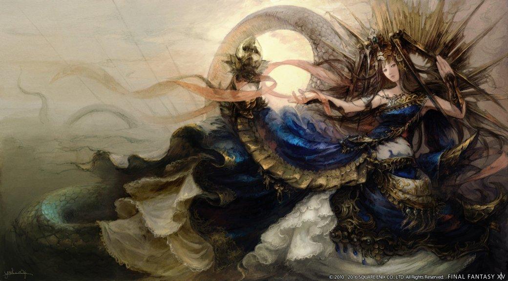 Обзор Final Fantasy 14: Stormblood - рецензия на игру Final Fantasy 14: Stormblood | Рецензии | Канобу