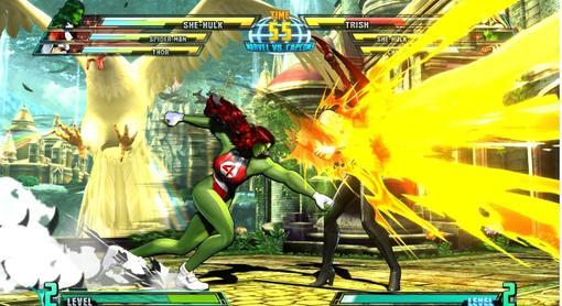 Marvel vs. Capcom 3: Fate of Two Worlds. X-Man vs. Streer Fighter. Превью   Канобу