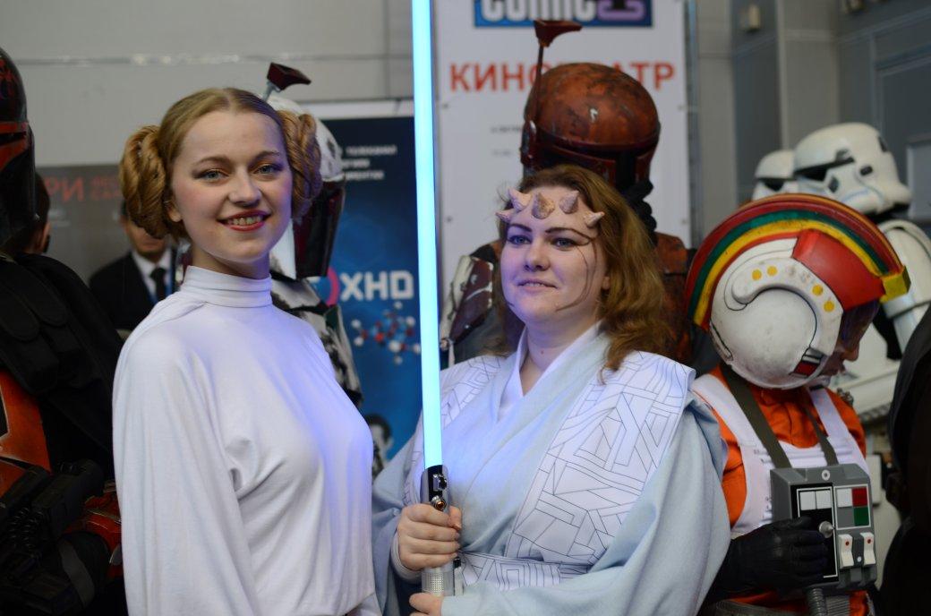 Фотоотчет с «Игромира» и Comic Con Russia, день 3 – Миша Коллинз | Канобу - Изображение 813