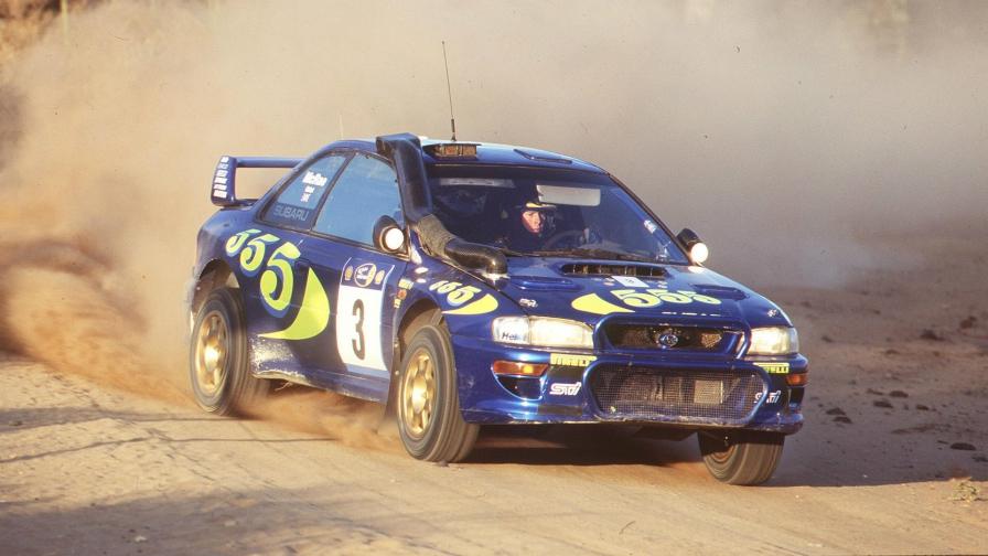 История Колина Макрея: как шотландский раллист помог Subaru иподарил свое имя Colin McRae Rally | Канобу - Изображение 6418