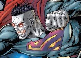 Какбы выглядел Супермен, еслибы внего вселился демон?