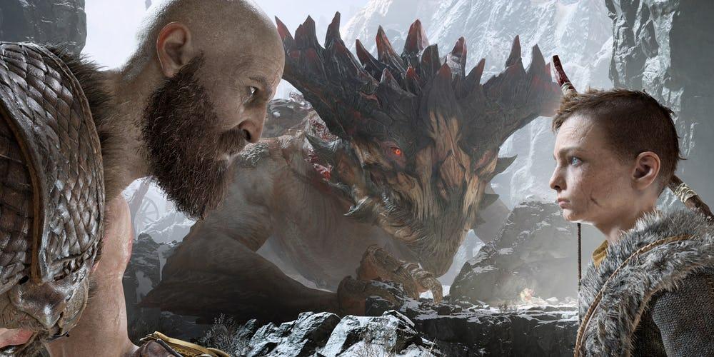 Кратос лучше всех: новая God ofWar стала самой высокооцененной игрой наPS4!. - Изображение 1