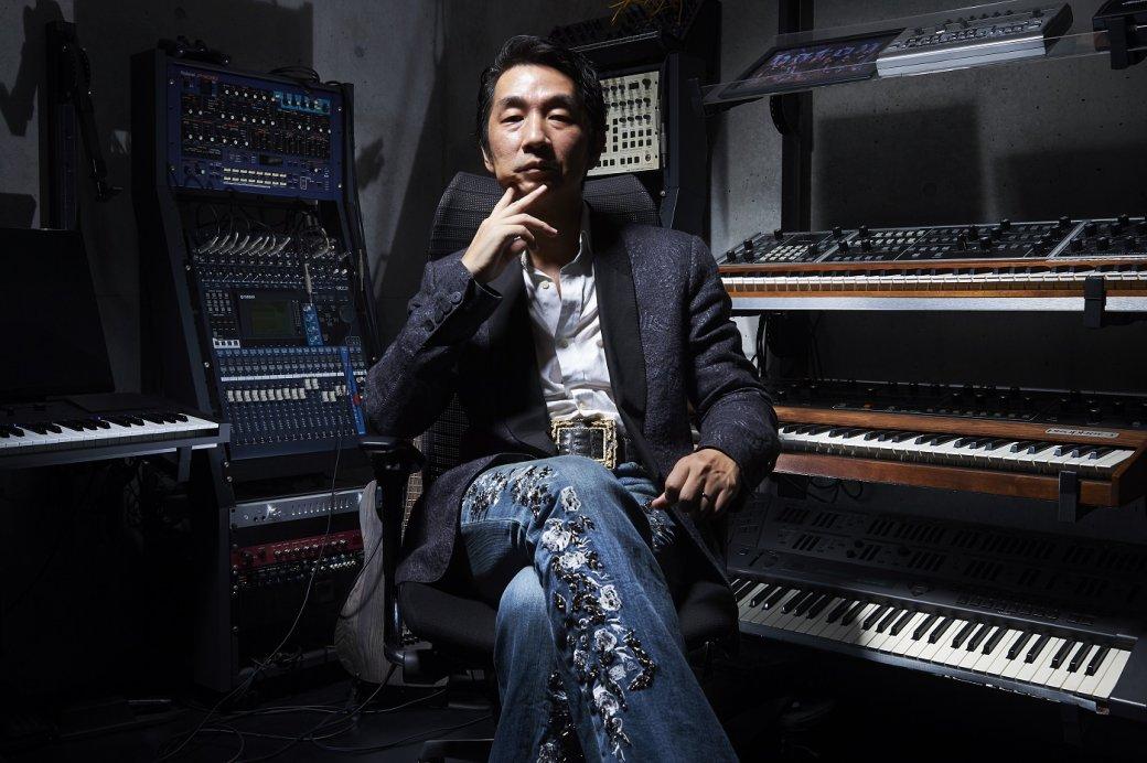 Акира Ямаока иWorld ofTanks. Интервью скомпозитором Silent Hill— охэллоуинском ивенте имузыке   Канобу