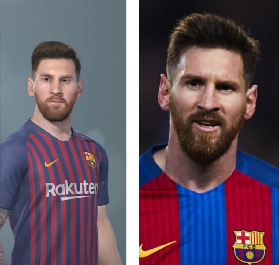 Сравнение лучших футболистов и их виртуальных версий из PES 2019. - Изображение 3