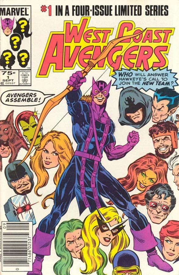 Как менялся состав Мстителей вкомиксах икакие герои были вкоманде вразные годы? | Канобу - Изображение 0