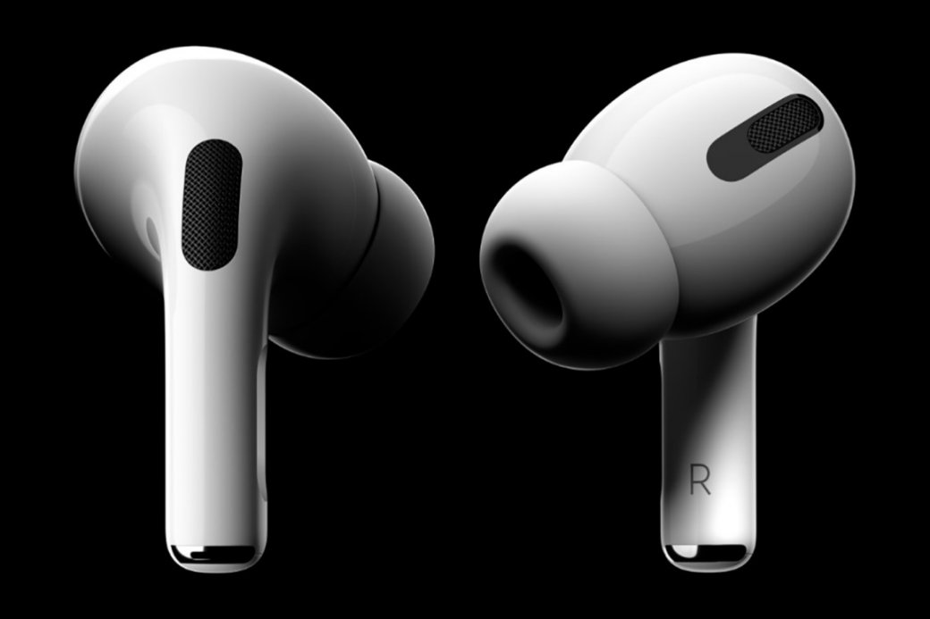 Обзор наушников Apple AirPods Pro   Канобу
