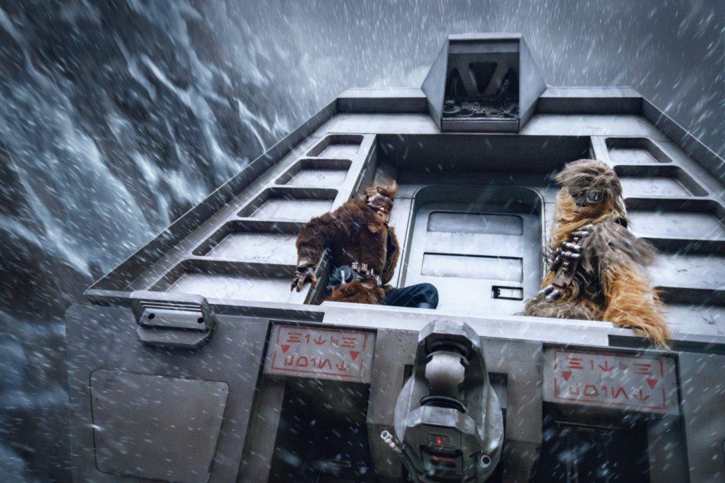 30 неудобных вопросов кфильму «Хан Соло: Звездные Войны. Истории» | Канобу - Изображение 3