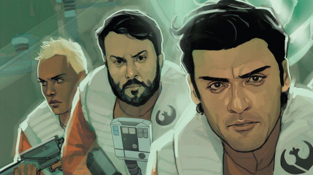 Какие события «Звездных войн» остались закадром фильмов?. - Изображение 11