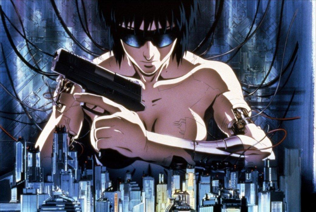 Шедевры аниме. Обзор вселенной «Призрака в доспехах»