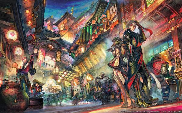 30 главных игр 2017 года. Final Fantasy XIV: Stormblood— лучшее измира MMO. - Изображение 1