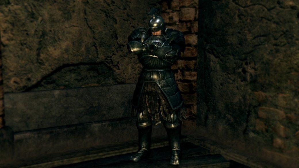 Гифка дня: Dark Souls сложная, говорите? Несмешите!. - Изображение 1