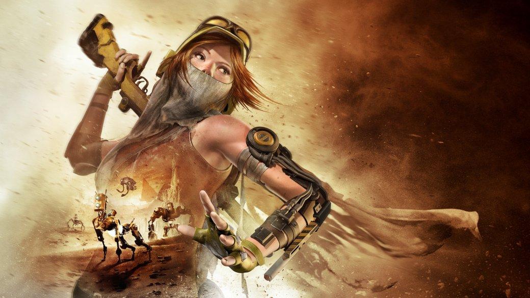 Обзор ReCore - рецензия на игру ReCore   Рецензии   Канобу