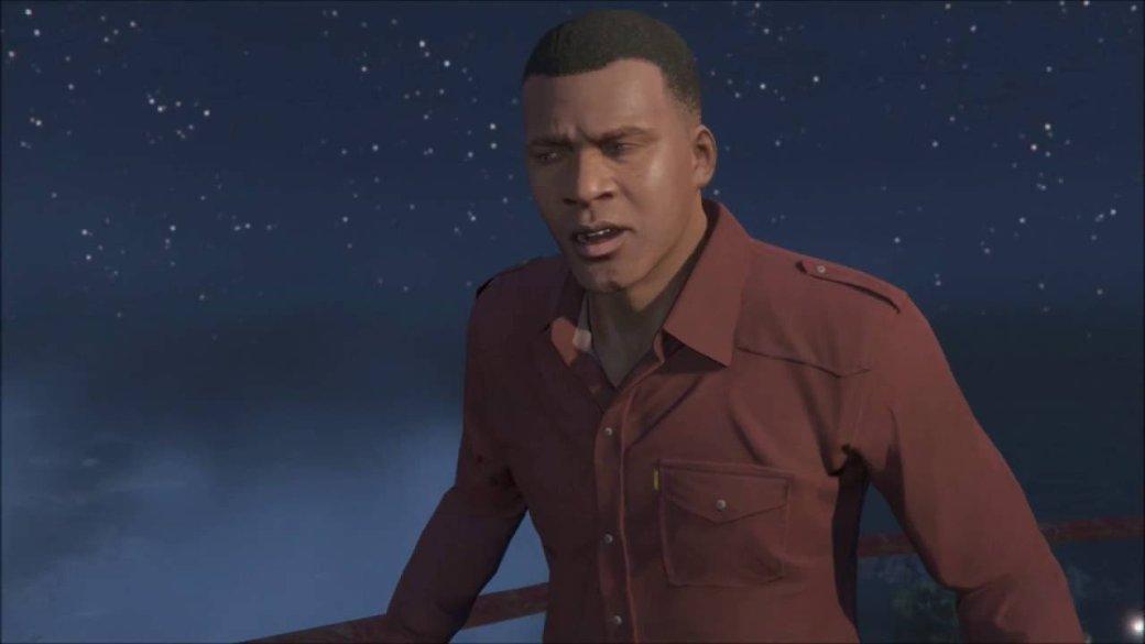 Гифка дня: тяжелое бремя существования вGrand Theft Auto5 | Канобу - Изображение 440