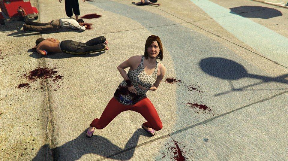 Гифка дня: очень плохой день вGrand Theft Auto5 | Канобу - Изображение 1
