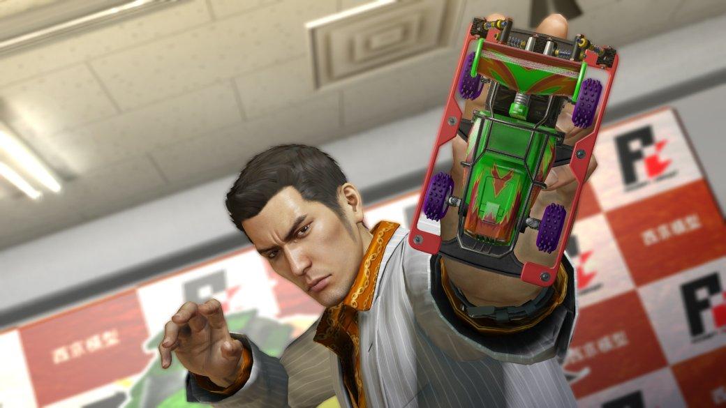 «Что-то науровне Кодзимы»: судя поотзывам вSteam, японский колорит Yakuza 0 поразил PC-игроков. - Изображение 1