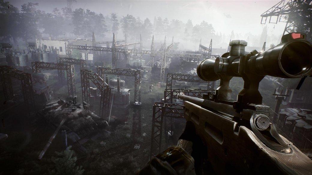 Первые скриншоты Fear the Wolves отбывших разработчиков S.T.A.L.K.E.R. Battle Royale вЧернобыле!. - Изображение 1
