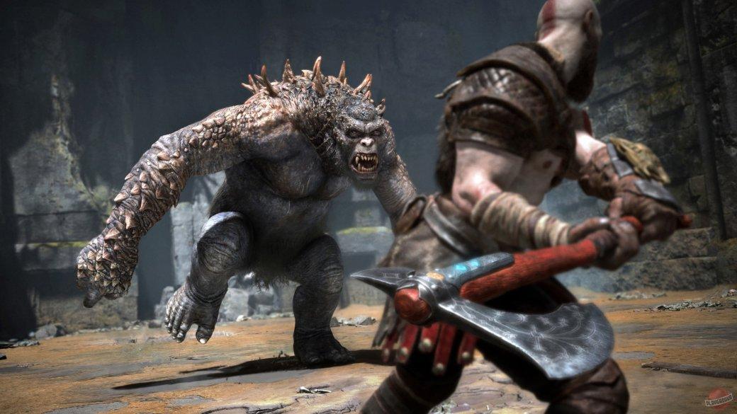 God of War (2018, экшен, слэшер, RPG, open world PS4) - обзоры главных и лучших игр 2018 года | Канобу - Изображение 4