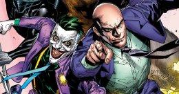 Вкомиксе оЛиге справедливости появится Легион смерти: Лекс Лютор, Джокер, Синестро идругие злодеи