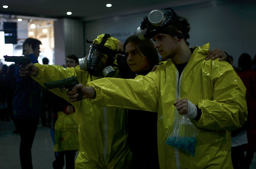Фотоотчет с «Игромира» и Comic Con Russia, день 3 – Миша Коллинз | Канобу - Изображение 802