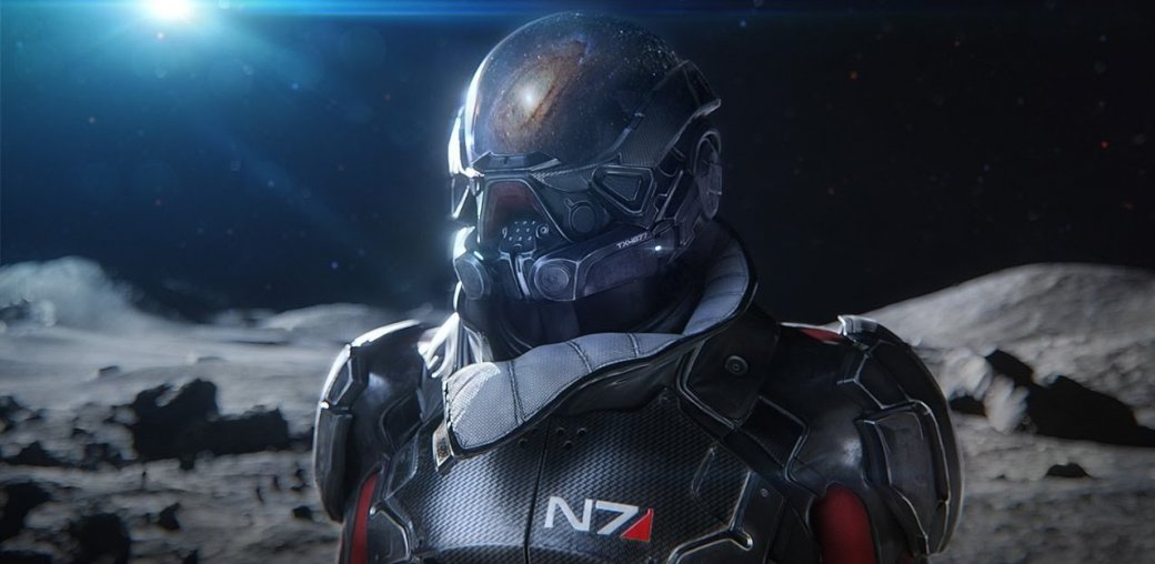 Разбираем вселенную Mass Effect нагифках | Канобу