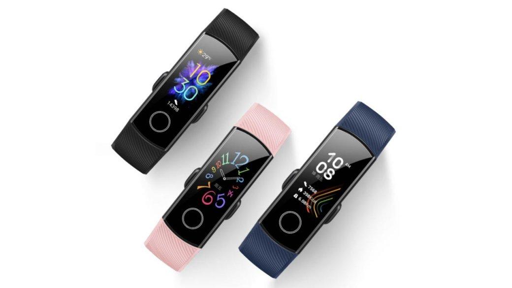 Honor Band 5: представлен новый фитнес-браслет с NFC и ценой $32   Канобу - Изображение 2