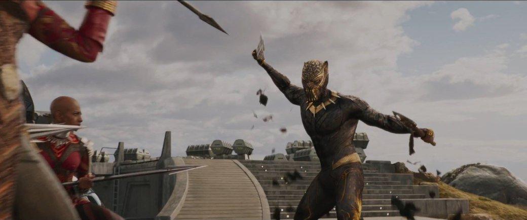 Разбираем новый трейлер «Черной пантеры»: что скрывает Ваканда?. - Изображение 19