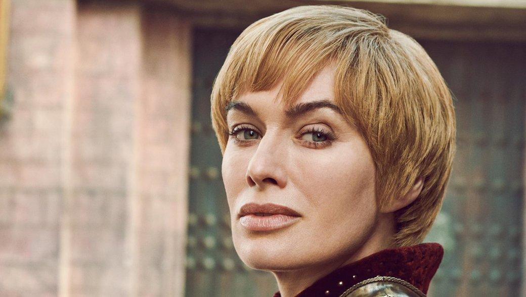 Лина Хиди хотела другого финала для Серсеи вконце «Игры престолов» | Канобу - Изображение 1