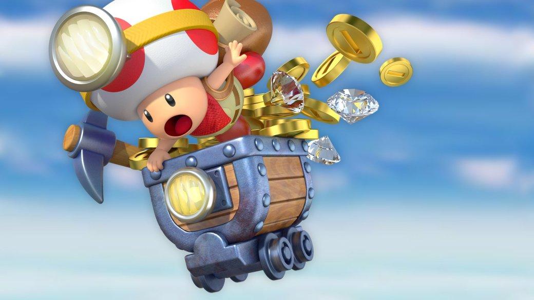 Рецензия на Captain Toad: Treasure Tracker. Обзор игры - Изображение 1