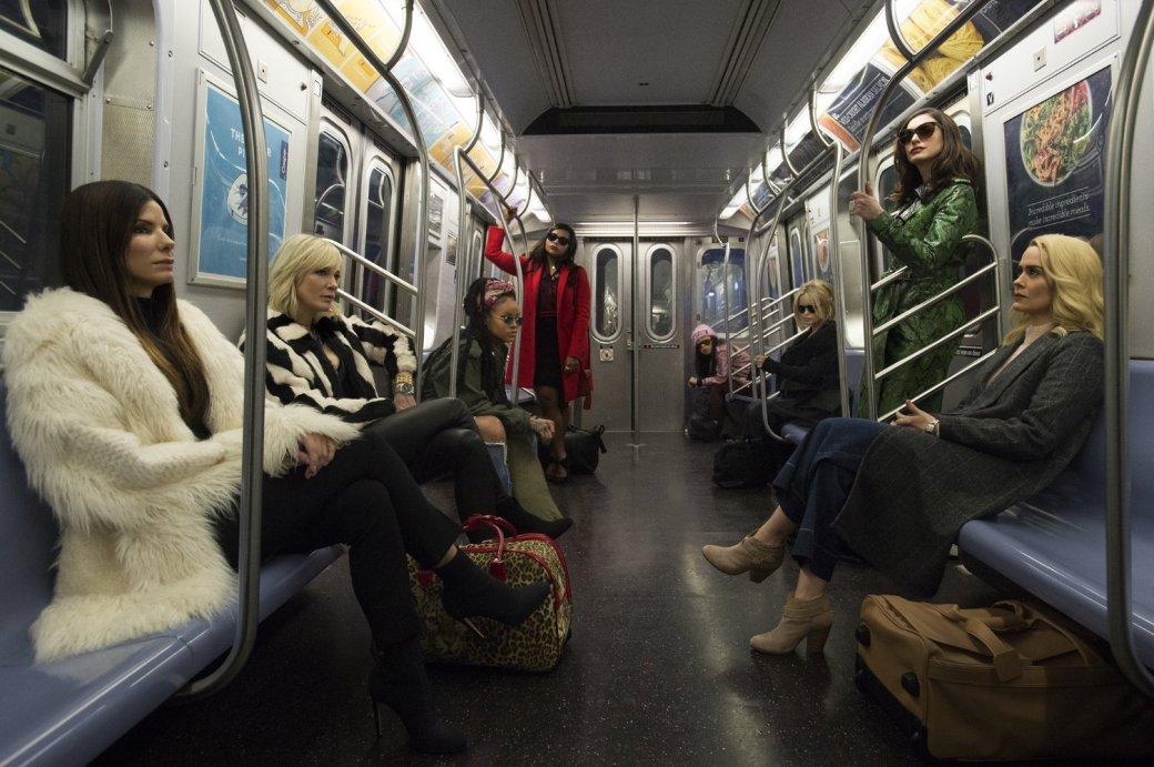 Первый трейлер «Восьми подруг Оушена» обещает красивое истильное ограбление | Канобу - Изображение 0