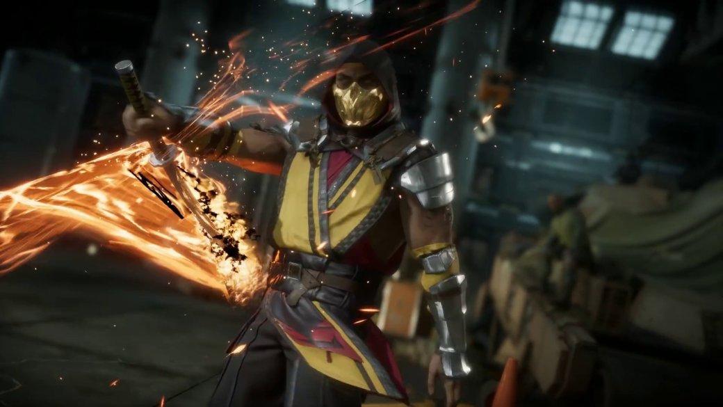 Эд Бун намекнул, что в Mortal Kombat 11 вернутся «бабалити» | Канобу - Изображение 1