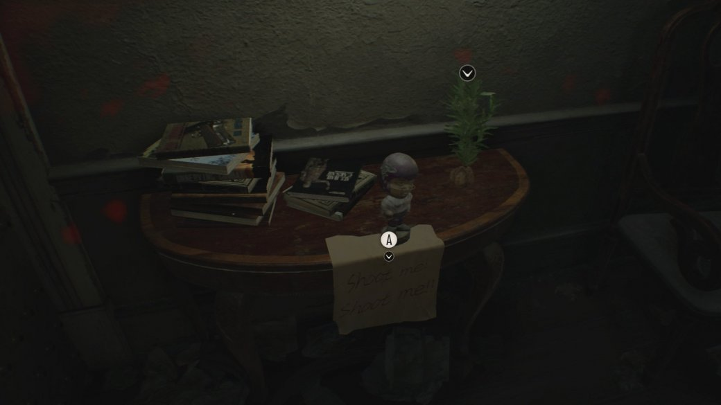 Гайд: где найти все статуэтки Мистера Везде вResident Evil7 | Канобу - Изображение 2319
