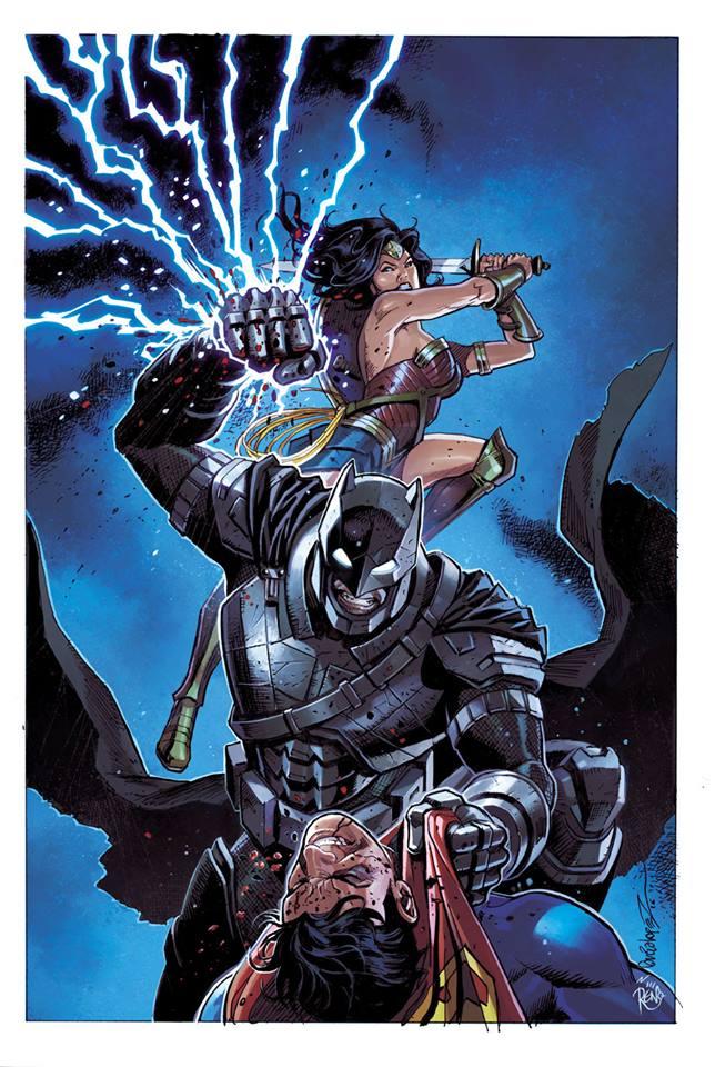 10 вещей, позволяющих Бэтмену победить Супермена | Канобу - Изображение 12