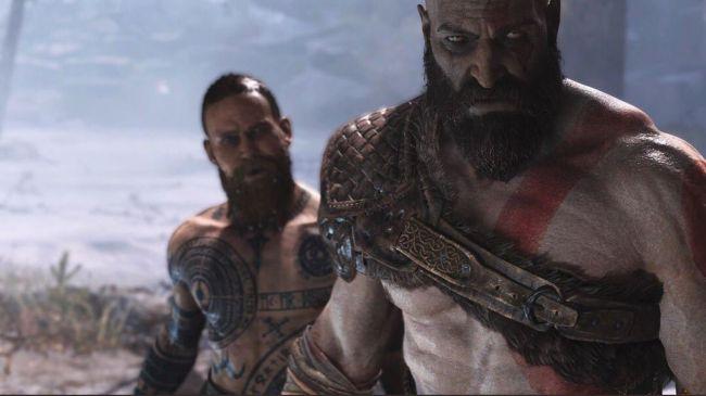 Лучшие (и просто смешные) скриншоты God of War при помощи нового фотомода. - Изображение 7