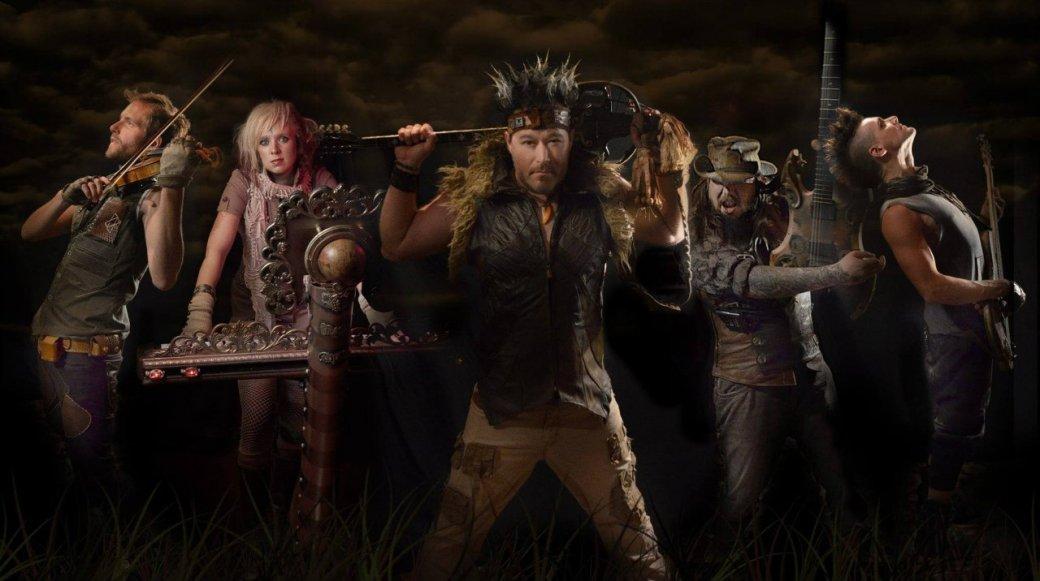 Воздушные пираты снова вМоскве! Интервью свокалистом группы Abney Park— Робертом Брауном | Канобу - Изображение 1