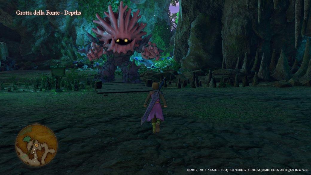 50 невероятно красочных скриншотов Dragon Quest XI | Канобу - Изображение 11533