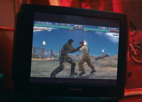 Слава КПСС выпустил клип натрек про один изсамых народных файтингов— про Tekken