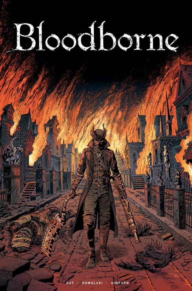 Комикс Bloodborne: The Death ofSleep вернет нас вЯрнам. Иэто отлично! | Канобу - Изображение 1147