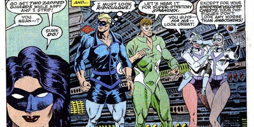 10 самых странных трансформаций Капитана Америка | Канобу - Изображение 11151