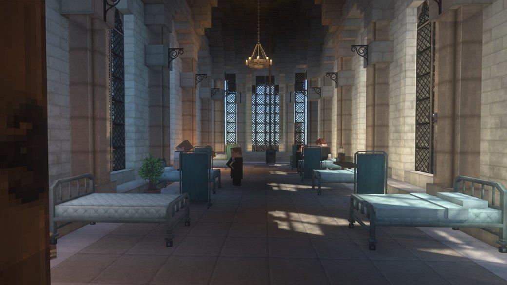 RPG по«Гарри Поттеру» наоснове Minecraft— какие места изкниг ифильмов вней есть? | Канобу - Изображение 804