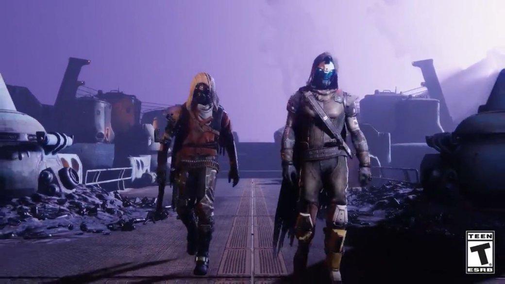Состоялся анонс Destiny 2: Forsaken, крупного DLC для ММО-шутера. Ионо тоже получит своиDLC!. - Изображение 1