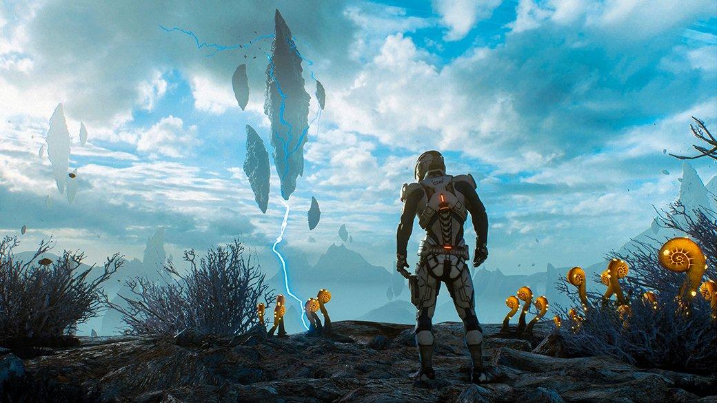 20 изумительных скриншотов Mass Effect: Andromeda | Канобу - Изображение 1