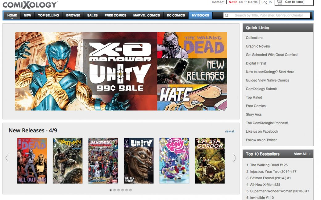 Лучшие программы для чтения комиксов - топ-15 приложений-читалок и сервисов на ПК, Android, iOS | Канобу - Изображение 9999
