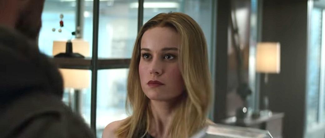 Фанаты недовольны Капитаном Марвел втрейлере «Мстителей». Наней много макияжа! | Канобу - Изображение 1