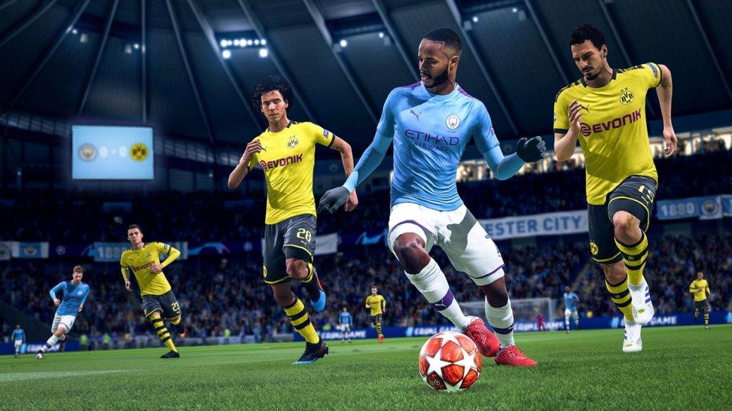 Обзор FIFA 20 - рецензия на игру FIFA 20 | Рецензии | Канобу