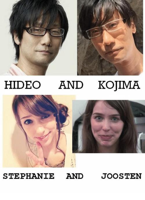 Веселые мемчики про Кодзиму к55-летию гения | Канобу - Изображение 2603