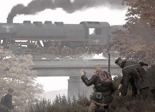 Тактическая игра про партизан Великой Отечественной войны Partisans выйдет весной 2019 года. - Изображение 1