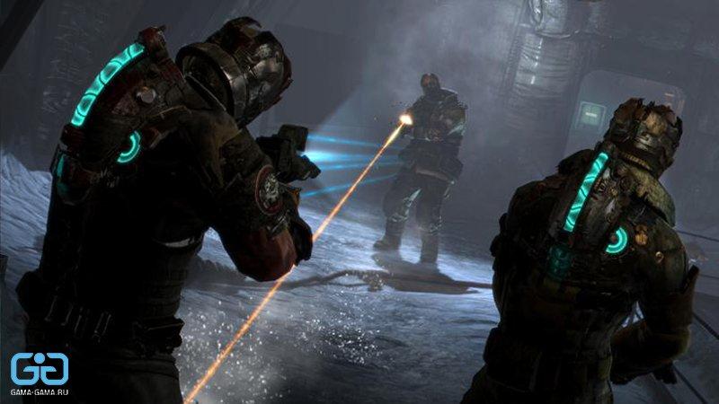 Играй в Dead Space 3 и выиграй крутой ТВ от Philips! | Канобу - Изображение 1