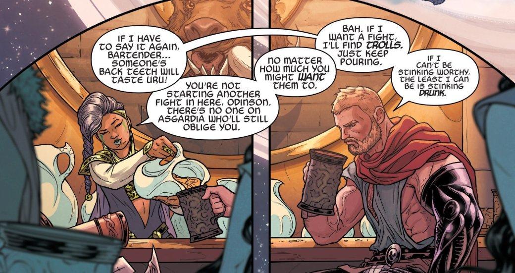 Что показали вкомиксе Marvel Legacy ичто это значит для будущего издательства? | Канобу - Изображение 2443