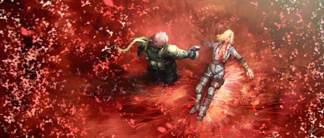 Замечательные фанарты к31-летию Metal Gear отрежиссера ееэкранизации | Канобу - Изображение 14